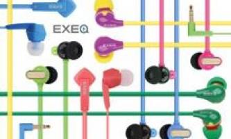 У світі ігор з`явилися нові перспективи звуків від exeq