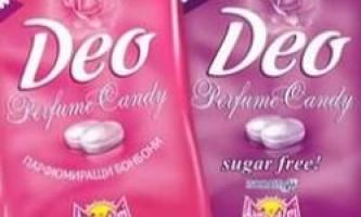 У продаж надійшов їстівний дезодорант