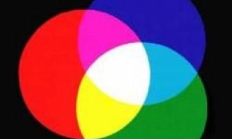 Ваш улюблений колір і що він означає