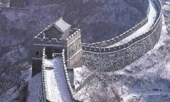 Велика китайська стіна довше, ніж передбачалося!