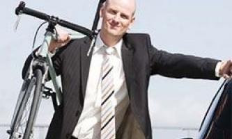 Велосипед врятує світ
