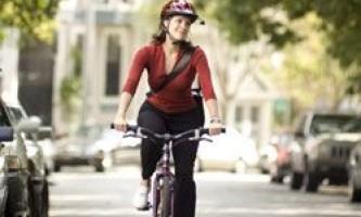 Велосипедні прогулянки в великих містах шкодять легким