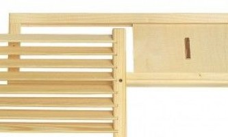 Вентиляційна засувка для лазні: особливості виготовлення і монтажу
