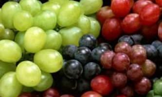 Виноград вилікує людини від найважчих хвороб