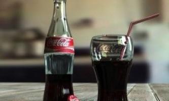 Шкода газованих напоїв: кока-коли і солодких лимонадів