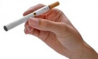 Чи шкідлива електронна сигарета