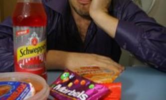 Шкідливість харчових е-добавок
