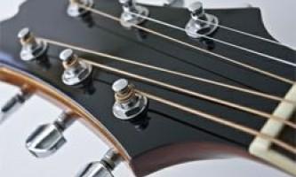 Все про гітарних струнах