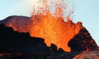 Вулкани можуть формуватися і вивергатися досить швидко