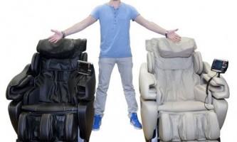 Вибираємо масажне крісло!
