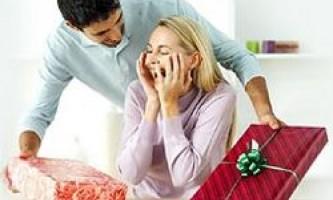 Вибираємо подарунок жінці