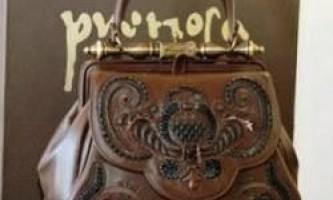 Випущена сумка за ескізами леонардо да вінчі