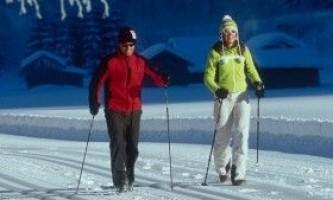 Заняття спортивною ходьбою взимку