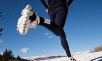 Заняття спортом в холодну пору року: поради з безпеки