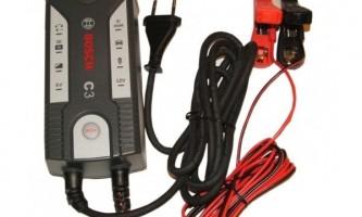 Зарядний пристрій для акумулятора автомобіля