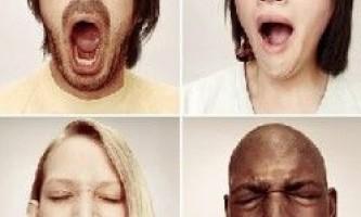 Позіхання охолоджує мозок