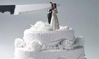 Жінки товстіють після весілля, а чоловіки - після розлучення