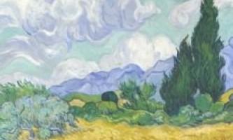 Живий шедевр: картину ван гога відтворили з рослин